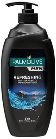 Palmolive Shower Gel Men med Pumpe 750 ml