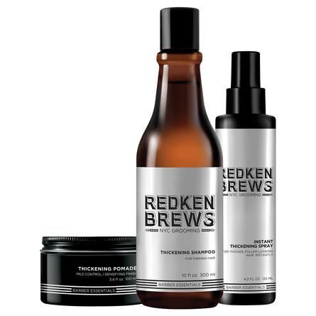 Redken Brews Thickening Shampoo 300 ml
