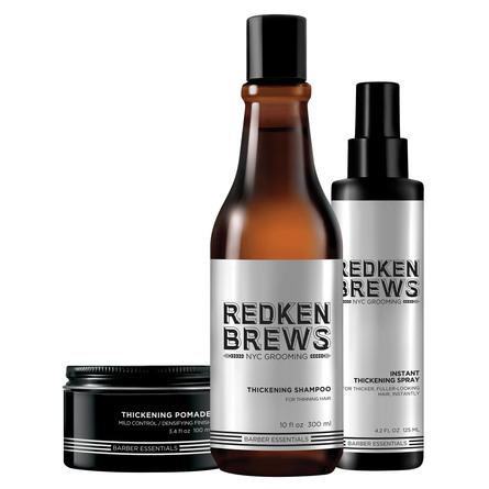 Redken Brews Instant Thickening Spray 150 ml