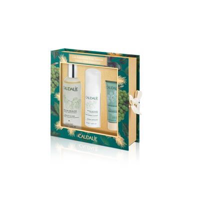 Caudalie Beauty Elixir Gavesæt Power Glow Essentials