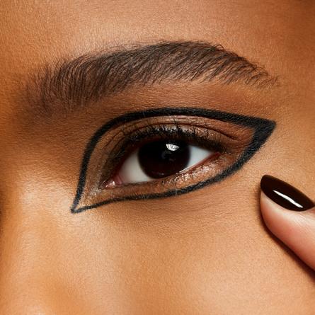 MAC Pro Longwear Eye Liner Definedly Black