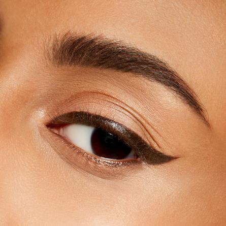 MAC Brushstroke 24-hour Liner Liner-brown