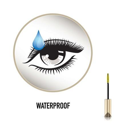 Max Factor Mascara Masterpiece WP 02 Black/Brown