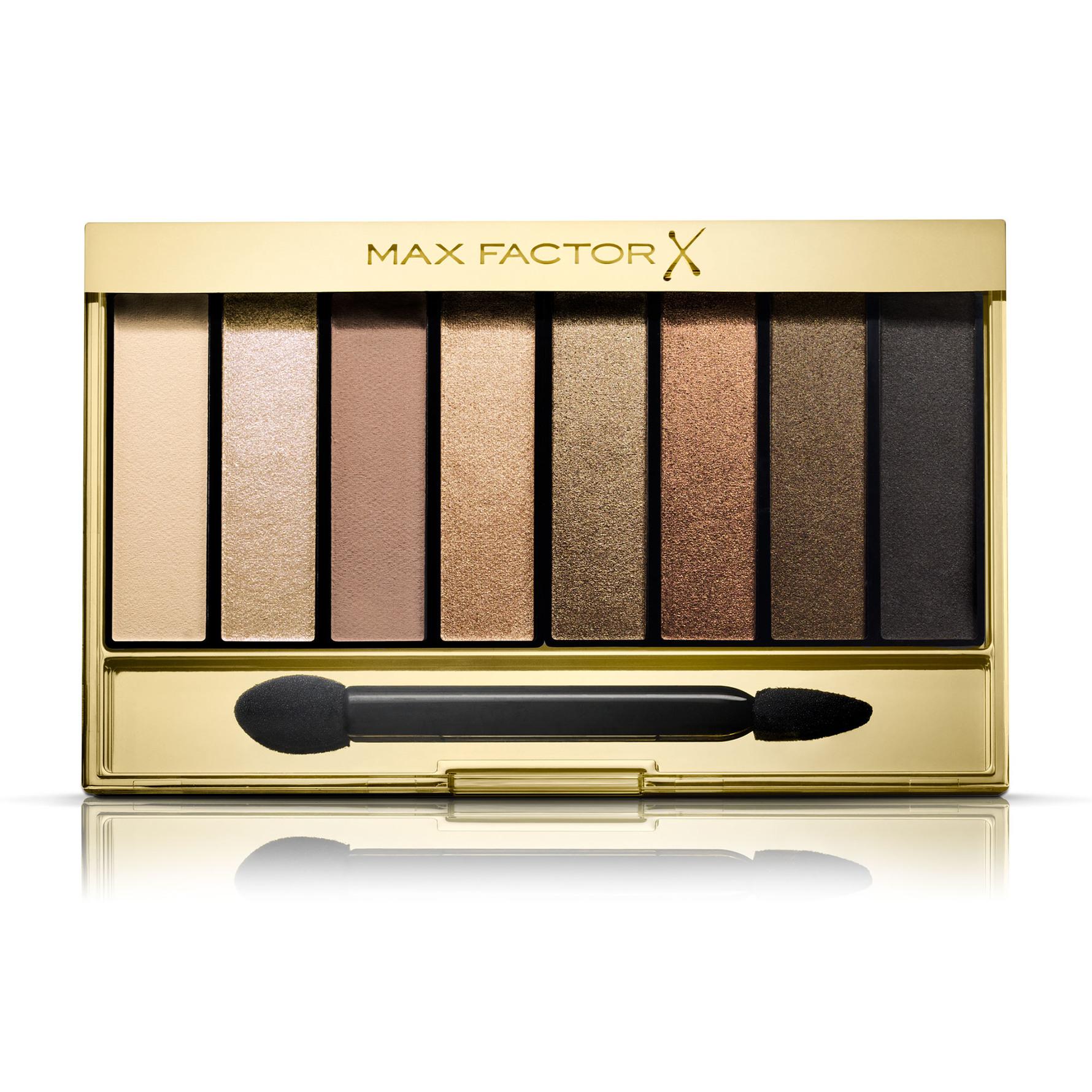 Køb Max factor Masterpiece Nude Palette Nudes 1 - Matas