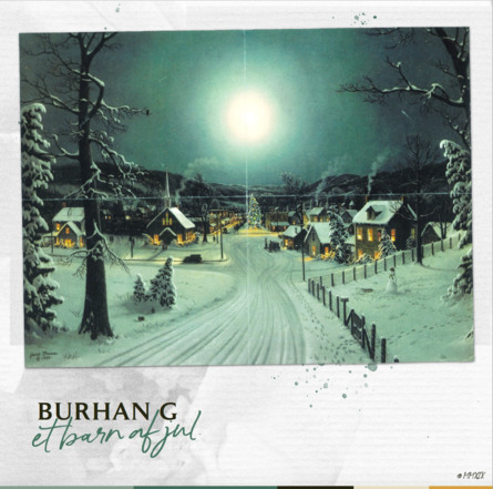 Universal Music Burhan G. CD Et barn af jul