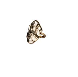 Pilgrim Ring, Valkyria, guldbelagt Guldbelagt