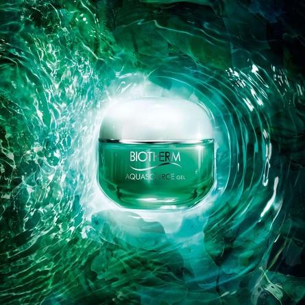 Biotherm Aquasource Gel Normal/Kombineret Hud 50 ml
