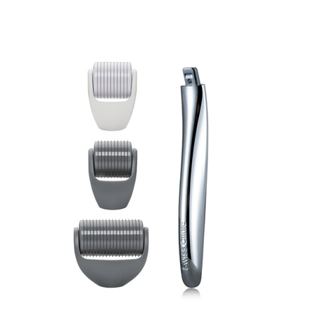 Swiss Clinic Skin Roller 3 in 1 0,2 mm + 0,5 mm + 0,5 mm