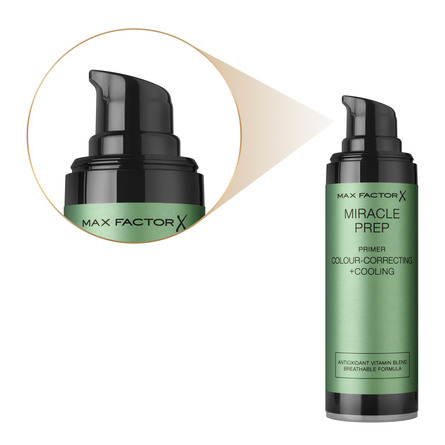 Max Factor Miracle Prep Colour-Correcting + Cooling Primer