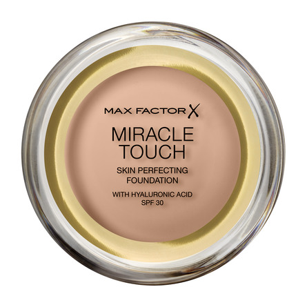 Max Factor Miracle Touch Formula 045 Warm Almond