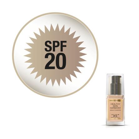 Max Factor Skin harmony foundation light ivory 40