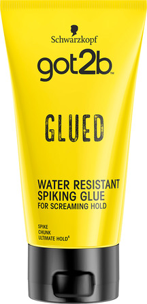 Schwarzkopf Glued Spiking Gele 150 ml