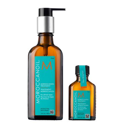 Moroccanoil Duo Treatment 100 ml + Treatment 25 ml