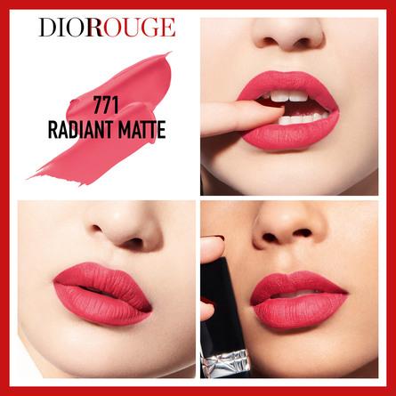 DIOR Rouge Dior 771 Radiant Matte 771 Radiant Matte