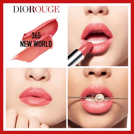 DIOR Rouge Dior 365 New World 365 New World