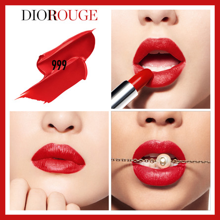 DIOR Rouge Dior 999 999