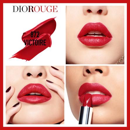 DIOR Rouge Dior 872 Victoire 872 Victoire