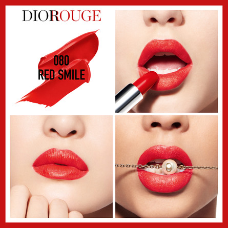 DIOR Rouge Dior 080 Red Smile 080 Red Smile