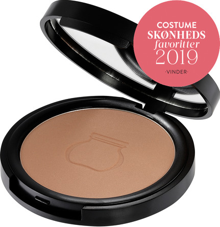 Nilens Jord Mineral Foundation Compact 597 Nougat