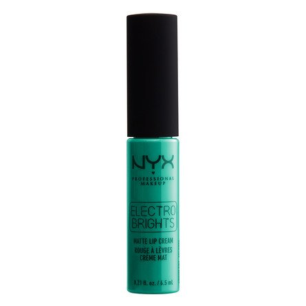 NYX PROFESSIONAL MAKEUP Electro Brights Matte Lip Cream Whistler