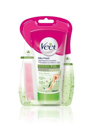 Veet In Shower Hårfjerningscreme Tør Hud 150 ml