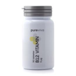 Pureviva B12 Vitamin 9µg 90 tabl.