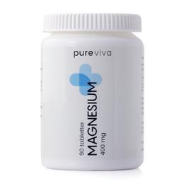 Pureviva Magnesium 400 mg 90 tabl.