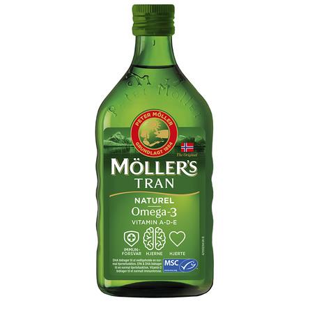 Møllers Tran Neutral 250 ml