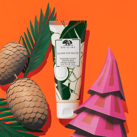 Origins Glow-Co-Nuts Hydrating Coconut Moisture Mask 01 75 ml
