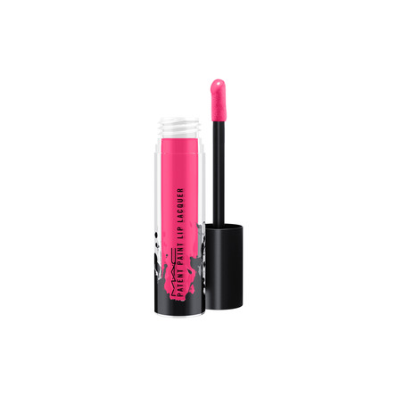 MAC Patent Paint Lip Lacquer Let's Get Glossed