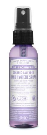 Dr. Bronner's Hand Sanitizer Lavender 60 ml