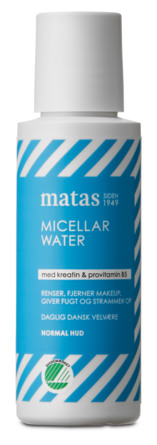 Matas Striber Micellar Water til Normal Hud 75 ml, rejsestørrelse