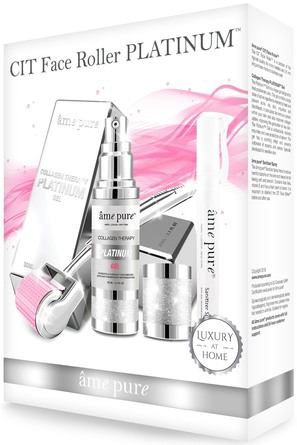 âme pure CIT Face Roller Platinum Kit