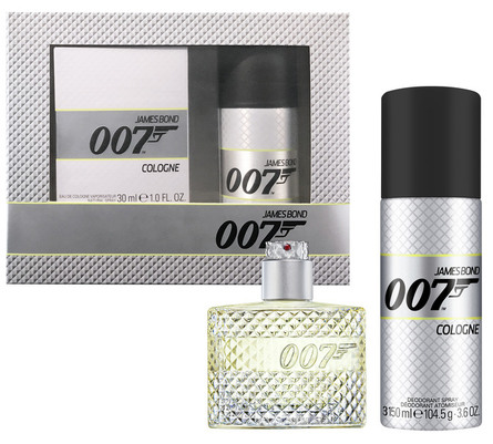 James Bond 007 Eau de Cologne Gaveæske
