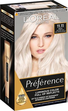 L'Oréal Paris Préférence Récital 10.21 Stockholm Light Pearl Blond