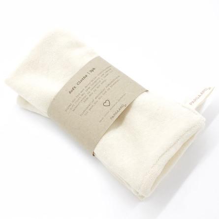 Pargaard Soft Cloths - Naturhvid Naturhvid