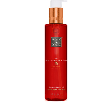 RITUALS The Ritual of Happy Buddha Shower Oil 200 ml