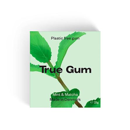 True Gum Mint & Matcha 20 gr.