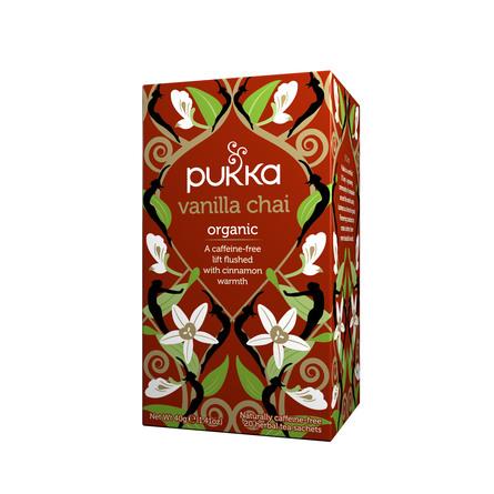 Pukka Chai Vanilla - øko & fairtrade 20 breve