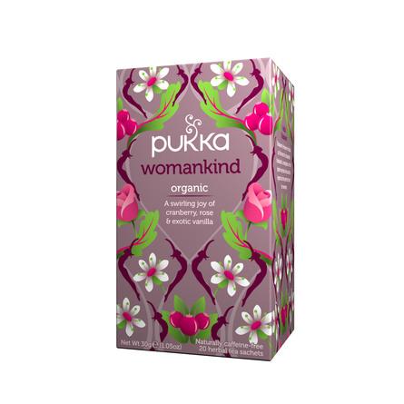 Pukka Womankind te - øko