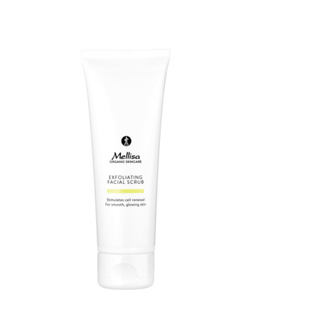 Mellisa Exfoliating Facial Scrub 75 ml