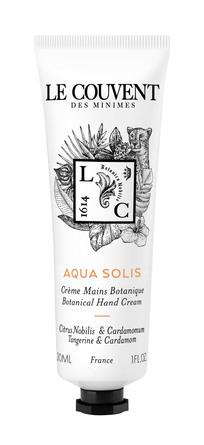 Le Couvent Botanical Aqua Solis Hand Cream 30 ml