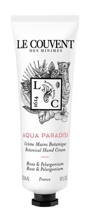 Le Couvent Botanical Aqua Paradisi Hand Cream 30 ml