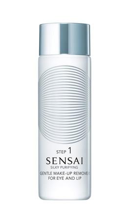 Sensai Silky Purifying Gentle Make-Up Remover for Eye & Lip 100 ml