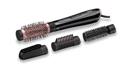 BaByliss luftstyler Airstyler Perfect Finish 1000 W IONIC Sort