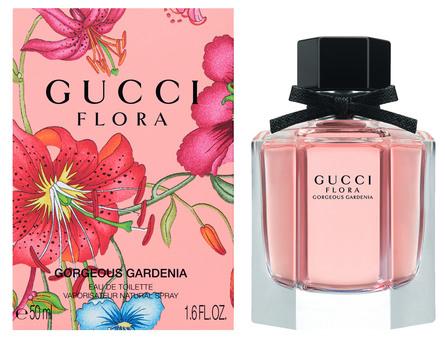 Gucci Flora Gorgeous Gardenia Eau de Toilette 50 ml
