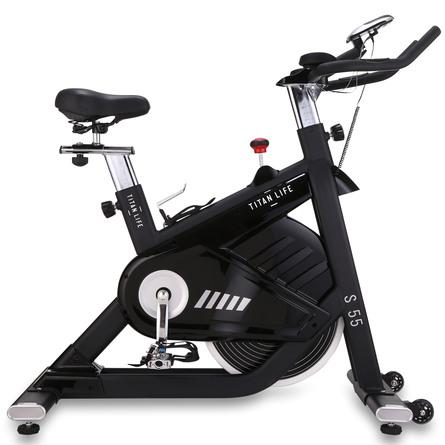 Titan Life træningsudstyr Spinbike S55