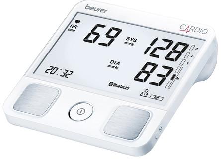 Beurer Blodtryksmåler med EKG-måling og Bluetooth BM 93