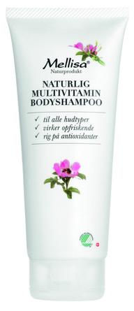 Mellisa Multivitamin Body Shampoo 200 ml