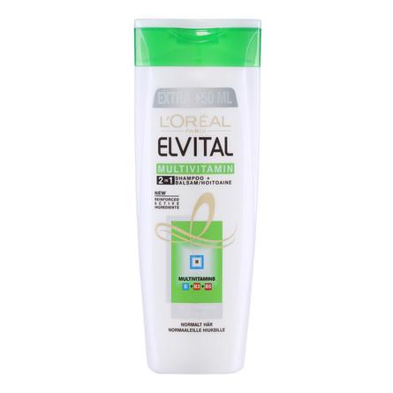 L'Oréal Paris Multivitamin 2i1 shampoo 300 ml